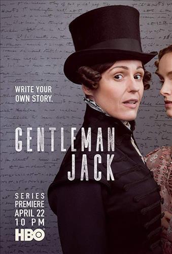 Affisch för Gentleman Jack