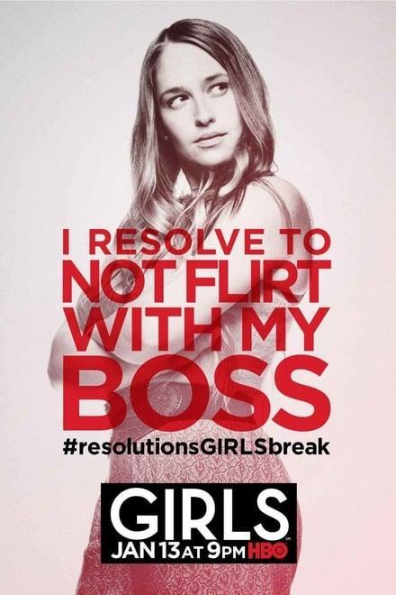 Affisch för Girls: Säsong 6