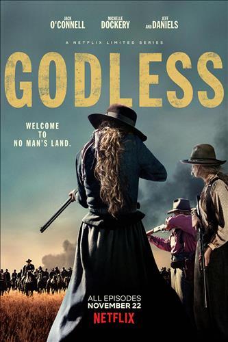 Affisch för Godless
