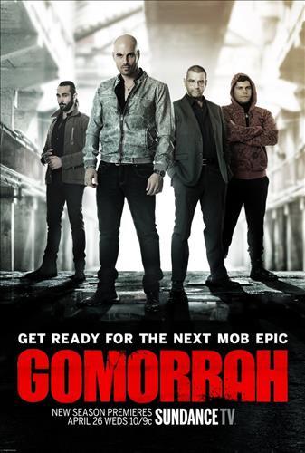 Affisch för Gomorrah: Säsong 3