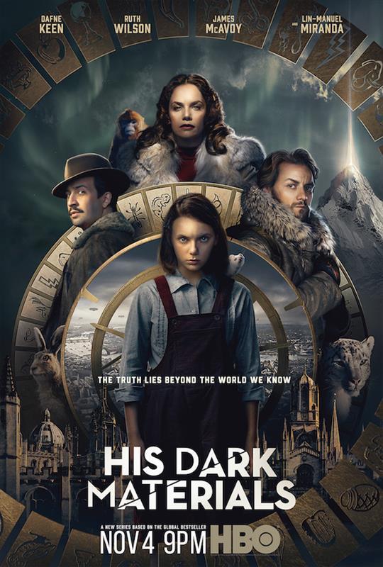 Affisch för His Dark Materials: Säsong 1