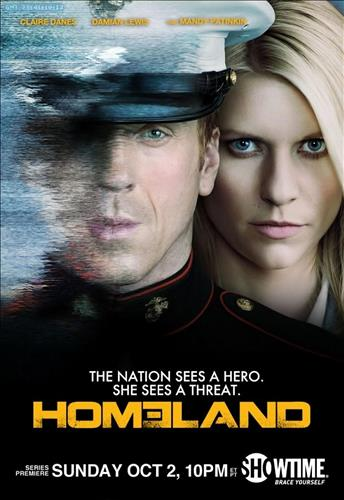 Homeland: Säsong 1
