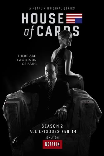 House Of Cards: Säsong 2