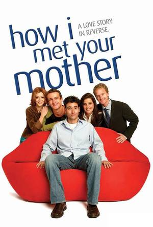 Affisch för How I Met Your Mother: Säsong 1