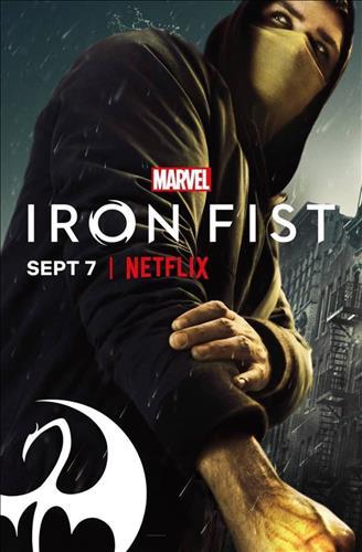 Affisch för Iron Fist: Säsong 2