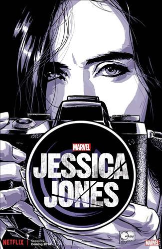 Affisch för Jessica Jones: Säsong 2