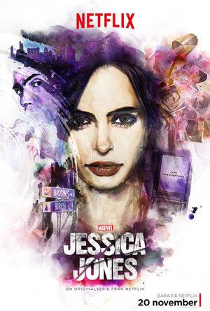 Affisch för Jessica Jones: Säsong 1