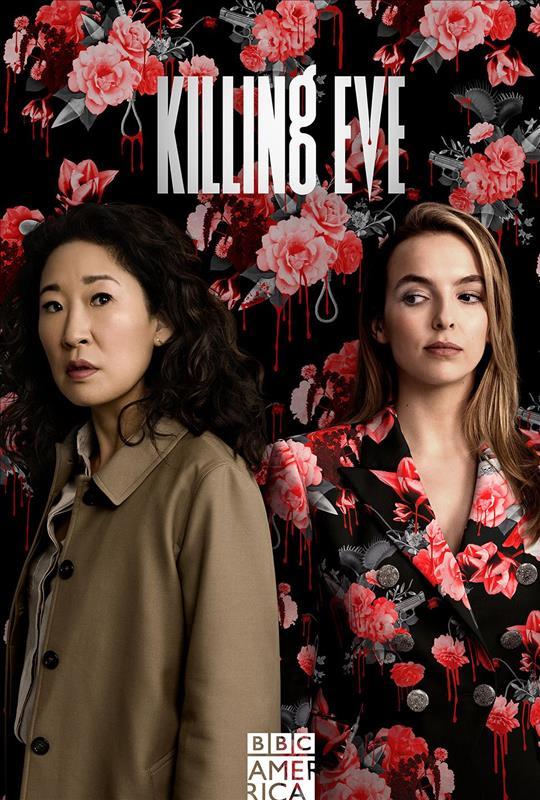 Killing Eve: Säsong 2