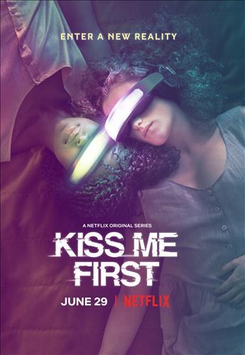Affisch för Kiss Me First