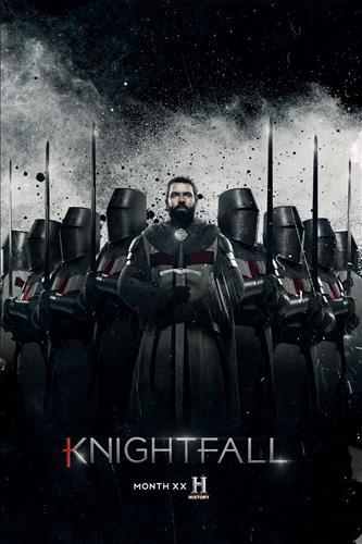 Affisch för Knightfall