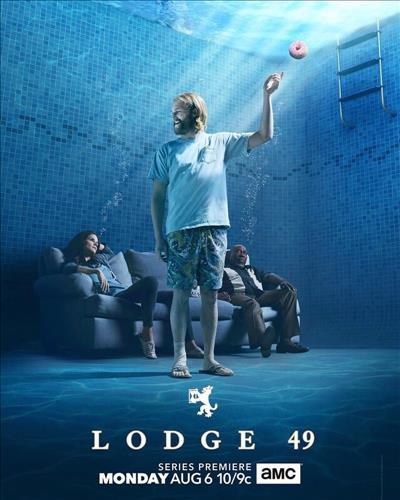 Affisch för Lodge 49