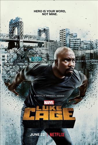 Affisch för Luke Cage: Säsong 2