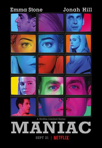 Affisch för Maniac