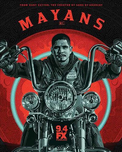 Affisch för Mayans MC