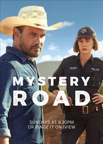 Affisch för Mystery Road: The Series