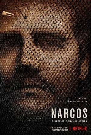Affisch för Narcos: Säsong 2