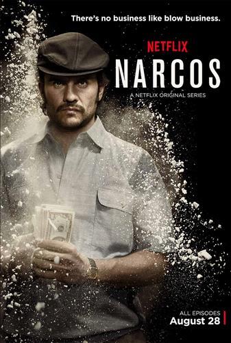 Affisch för Narcos: Säsong 3