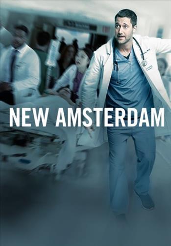 Affisch för New Amsterdam