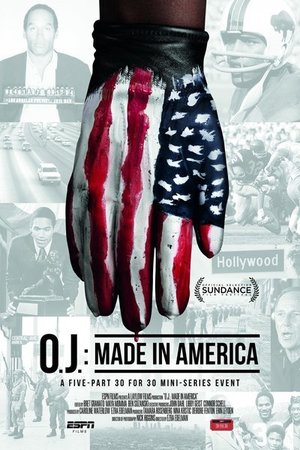 Affisch för O.J.: Made In America