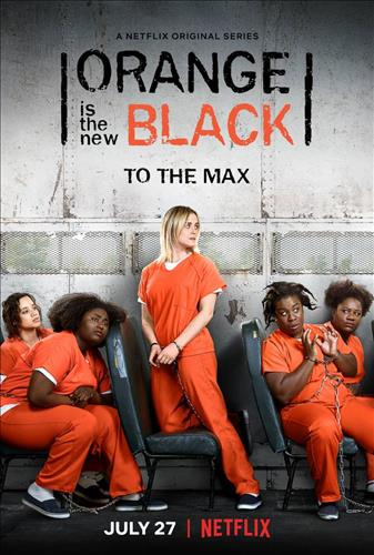 Affisch för Orange Is The New Black: Säsong 6