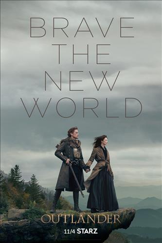 Affisch för Outlander: Säsong 4