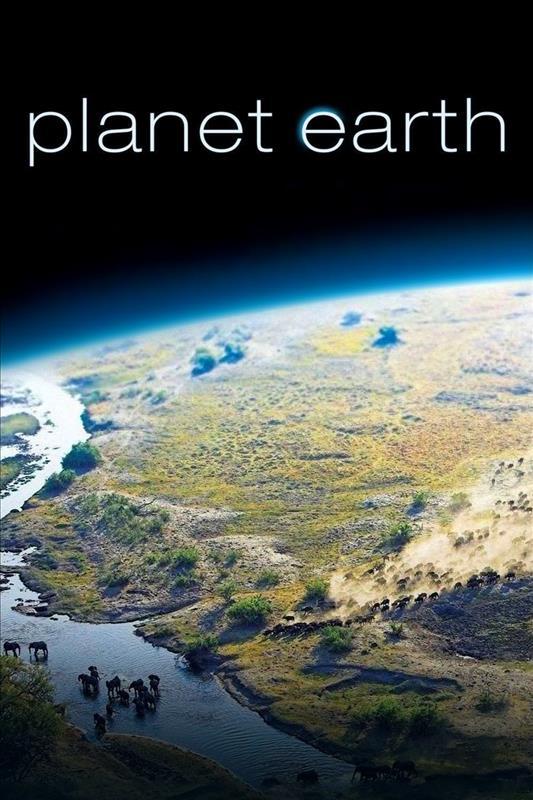 Affisch för Planet Earth