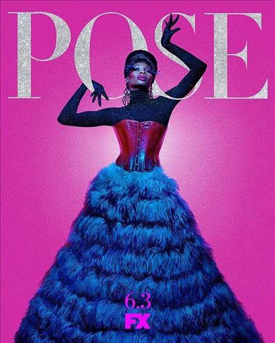 Affisch för Pose