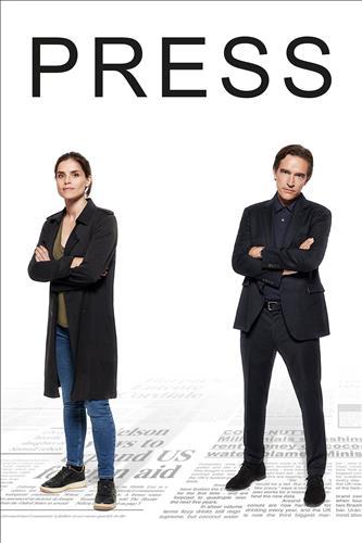 Affisch för Press