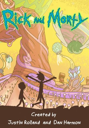 Affisch för Rick And Morty: Säsong 1