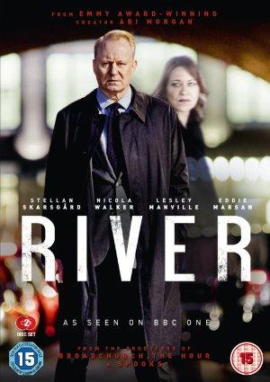 Affisch för River