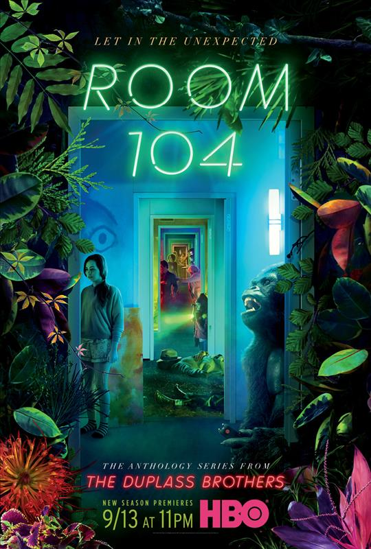Affisch för Room 104: Säsong 3