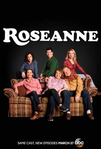 Affisch för Roseanne
