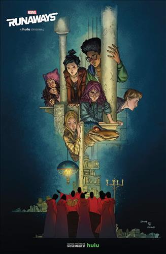 Affisch för Runaways