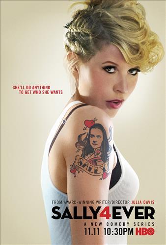 Affisch för Sally4Ever