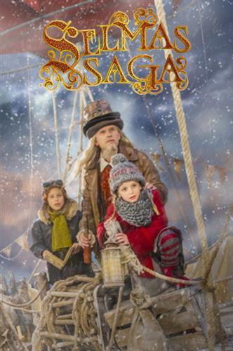 Affisch för Selmas Saga