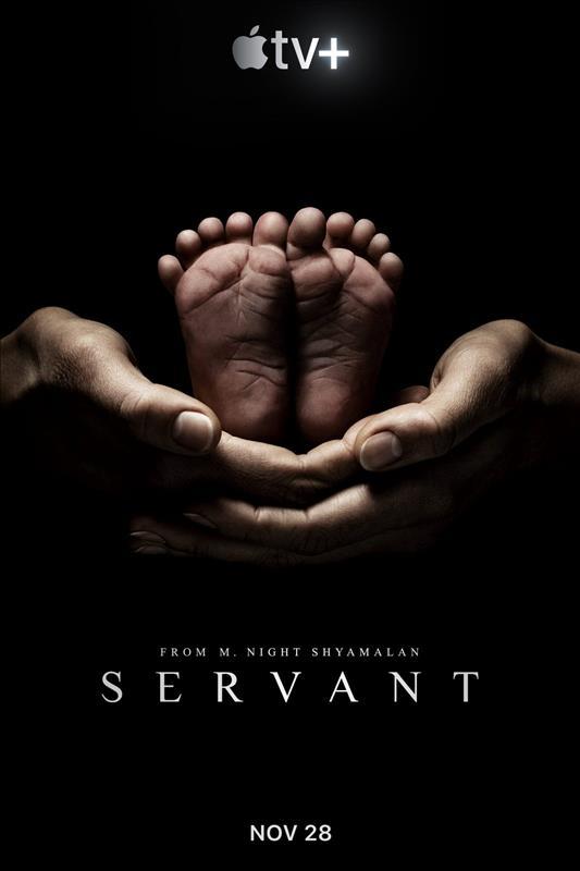 Affisch för Servant: Säsong 1