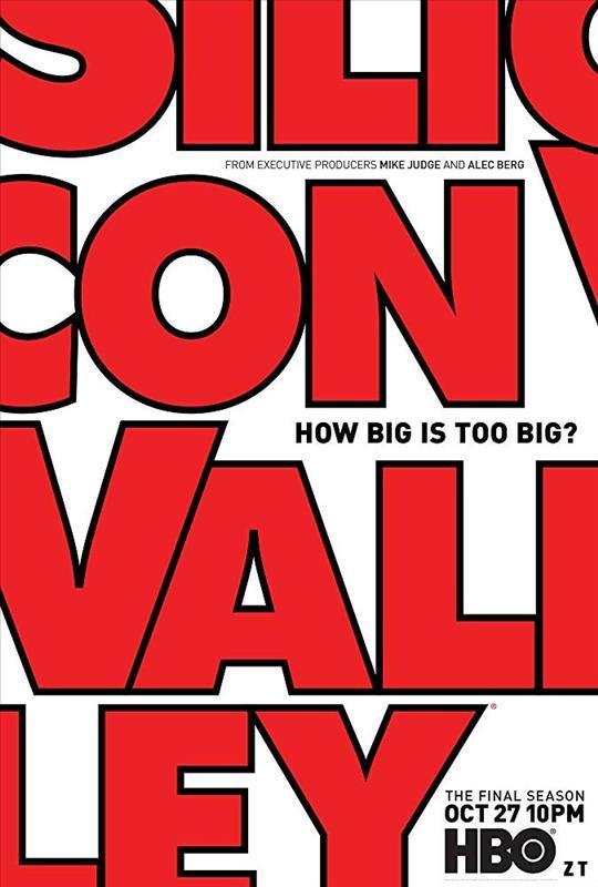 Affisch för Silicon Valley: Säsong 6