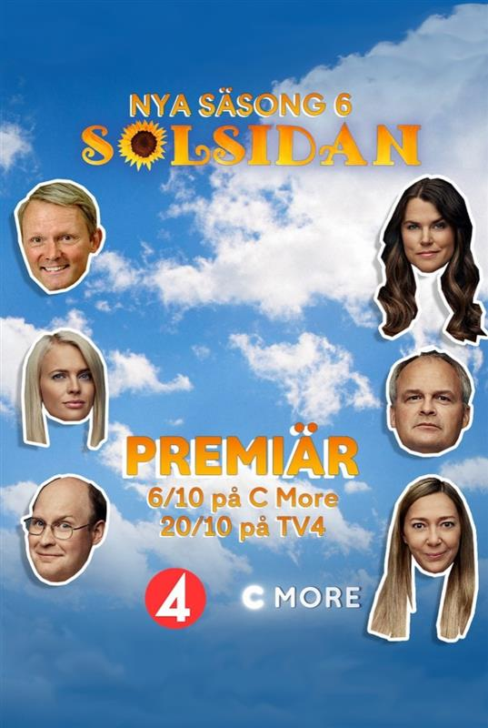 Affisch för Solsidan: Säsong 6