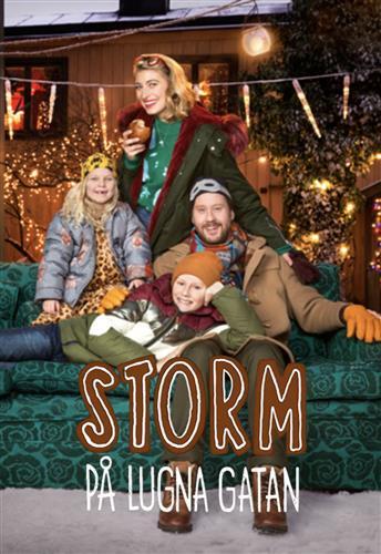 Affisch för Storm På Lugna Gatan