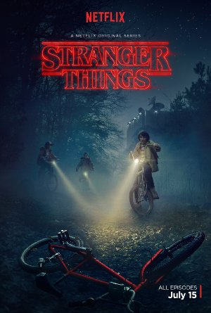 Stranger Things: Säsong 1