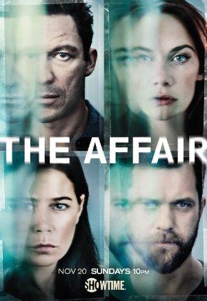 Affisch för The Affair: Säsong 3