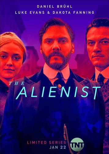 Affisch för The Alienist