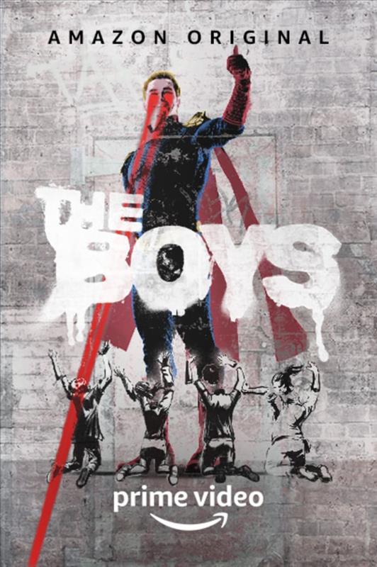 Affisch för The Boys