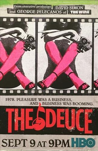 Affisch för The Deuce: Säsong 2