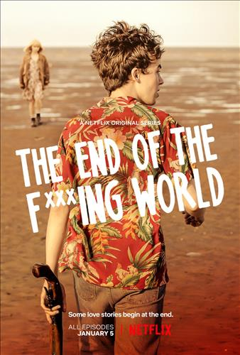 Affisch för The End Of The F***Ing World