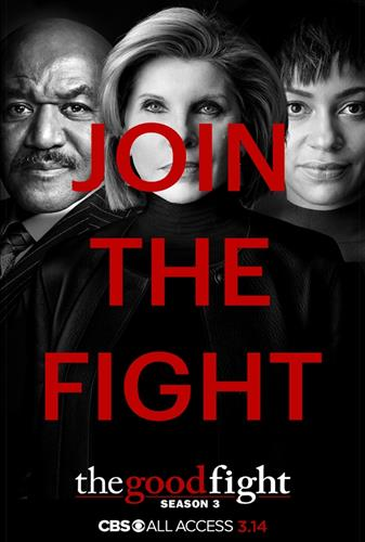 Affisch för The Good Fight: Säsong 3