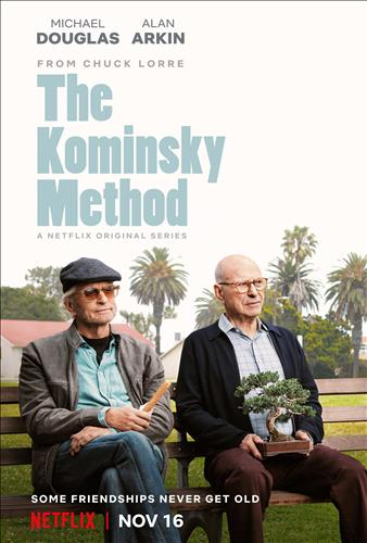 Affisch för The Kominsky Method