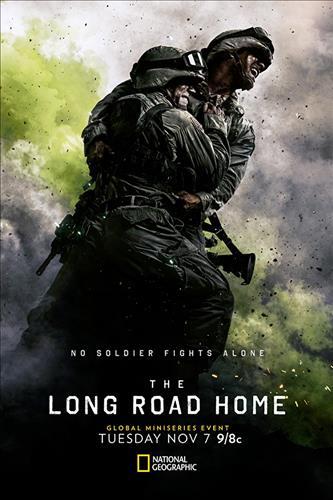 Affisch för The Long Road Home