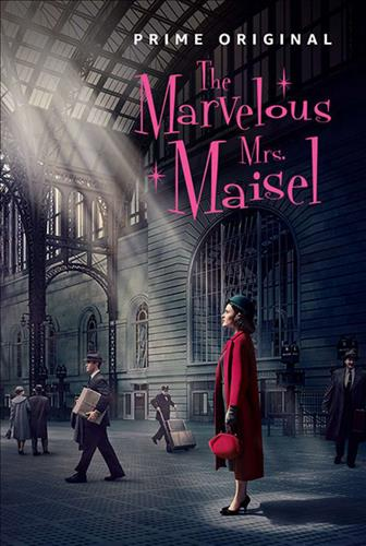 Affisch för The Marvelous Mrs. Maisel: Säsong 2