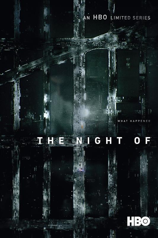 Affisch för The Night Of